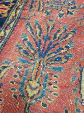 """Lucinda"" Wool Blend Hand Knotted Area Rug"