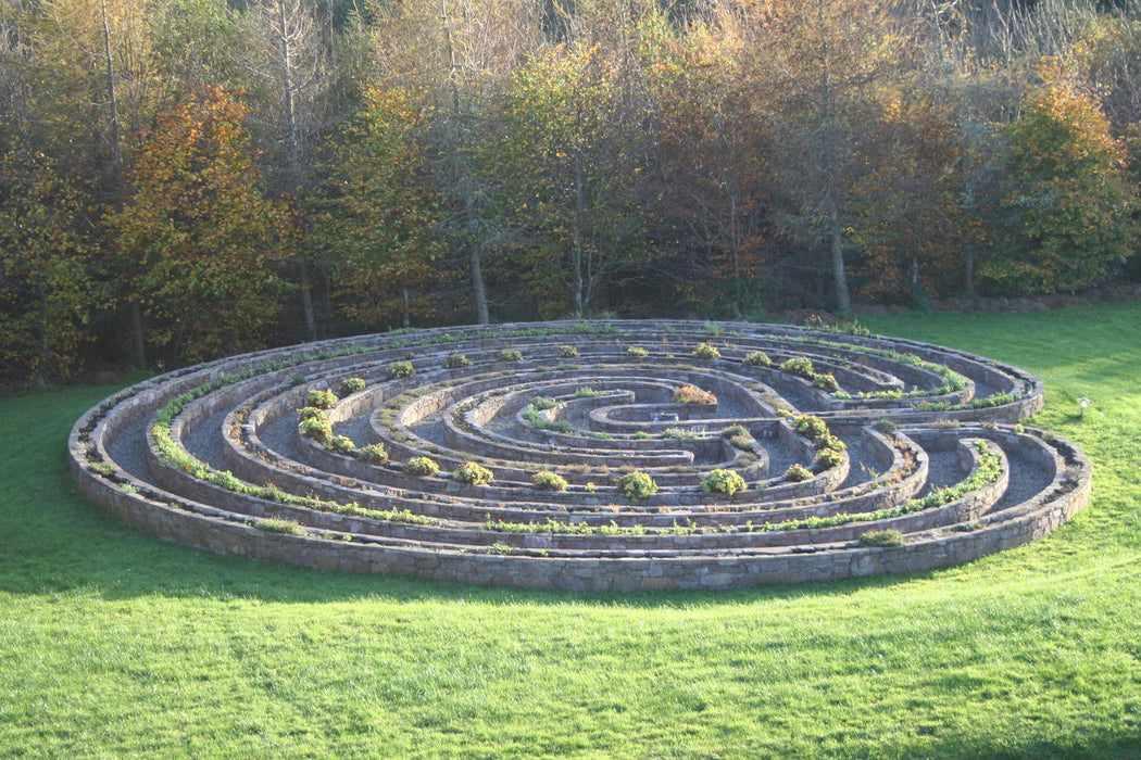 Experience the Labyrinth