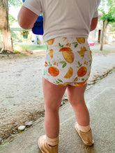 Load image into Gallery viewer, Orange Cutie HIGH WAISTED Bloomies