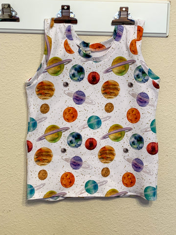 Out of this World Unisex Tank