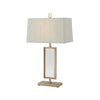 the Theodore Alexander  transitional 2021-867 lamp table lamp is available in Edmonton at McElherans Furniture + Design