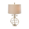 front view of The Theodore Alexander  contemporary 2021-901 lamp table lamp is available in Edmonton at McElheran's Furniture + Design