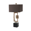 front view of The Theodore Alexander  transitional 2021-902 lamp table lamp is available in Edmonton at McElheran's Furniture + Design