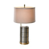 front view of The Theodore Alexander  transitional 2029-106 lamp table lamp is available in Edmonton at McElheran's Furniture + Design