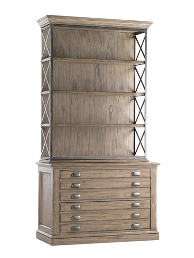 the Sligh   300BA-450 home office file cabinet is available in Edmonton at McElherans Furniture + Design