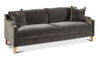 the Precedent  contemporary Cleo living room upholstered sofa is available in Edmonton at McElherans Furniture + Design