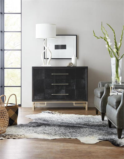 the Hooker Furniture  transitional 500-50-948 living room occasional chest is available in Edmonton at McElherans Furniture + Design