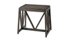 front view of The Theodore Alexander 5000-618  transitional  living room occasional end table is available in Edmonton at McElheran's Furniture + Design