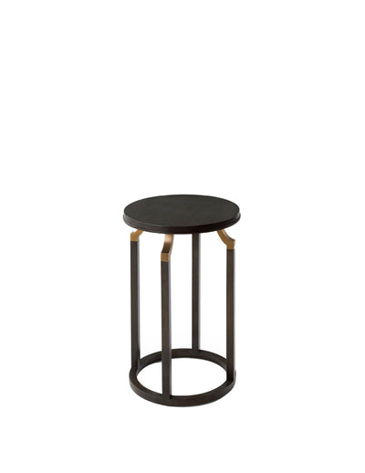 the Theodore Alexander  transitional 5006-032 living room occasional end table is available in Edmonton at McElherans Furniture + Design