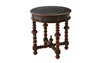 the Theodore Alexander  classic 5021-038 living room occasional end table is available in Edmonton at McElherans Furniture + Design