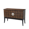 front view of The Theodore Alexander  transitional 6105-377 living room occasional chest of drawers is available in Edmonton at McElheran's Furniture + Design