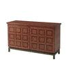 the Theodore Alexander  classic 6105-394 living room occasional chest is available in Edmonton at McElherans Furniture + Design