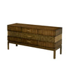 front view of The Theodore Alexander  transitional 6205-038 living room occasional chest of drawers is available in Edmonton at McElheran's Furniture + Design