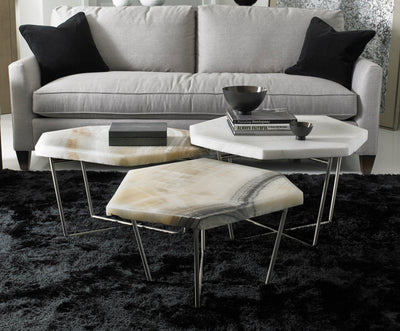 the Hickory White   813-09 living room occasional cocktail table is available in Edmonton at McElherans Furniture + Design