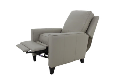 the Bradington Young Sensible Seating classic / traditional Yorba living room reclining leather recliner is available in Edmonton at McElherans Furniture + Design