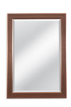 the Basset Mirror  classic / traditional Brando wall decor mirror is available in Edmonton at McElherans Furniture + Design