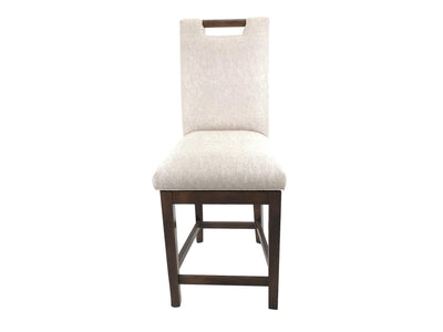the BDM  transitional BSS-1464U dining room bar stool is available in Edmonton at McElherans Furniture + Design