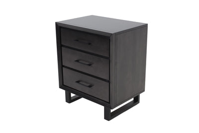 the Durham Odyssey transitional 186-203 bedroom night table is available in Edmonton at McElherans Furniture + Design