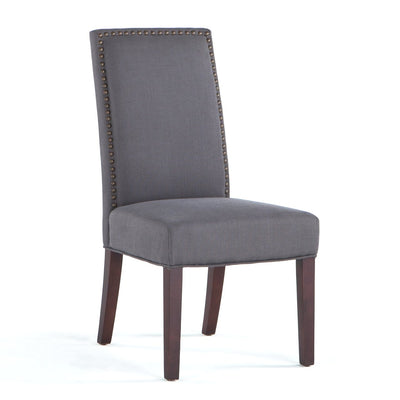 the Home Trends & Design  classic G206-JONES-11-D dining room dining chair is available in Edmonton at McElherans Furniture + Design