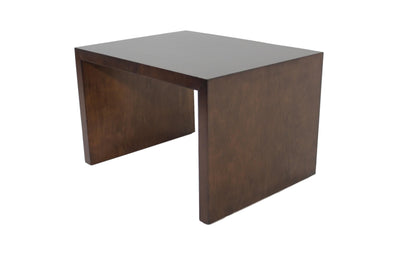 the Thayer Coggin  contemporary 1009-20 living room occasional end table is available in Edmonton at McElherans Furniture + Design