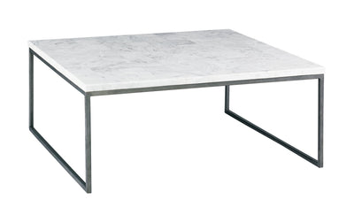 the Lillian August  contemporary Nolan living room occasional cocktail table is available in Edmonton at McElherans Furniture + Design