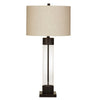 the Basset Mirror  contemporary L3332T lamp table lamp is available in Edmonton at McElherans Furniture + Design