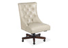 the Randall Allan  transitional Craven home office chair is available in Edmonton at McElherans Furniture + Design