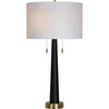 the LPT1134 lamp table lamp is available in Edmonton at McElherans Furniture + Design