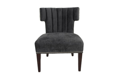 the Sherrill Furniture  transitional 1703-1 living room upholstered chair is available in Edmonton at McElherans Furniture + Design