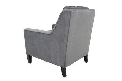 the Sherrill Furniture Plaza transitional 1557-1 living room upholstered chair is available in Edmonton at McElherans Furniture + Design