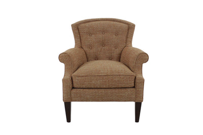 the Sherrill Furniture Plaza transitional 1581-1 living room upholstered chair is available in Edmonton at McElherans Furniture + Design
