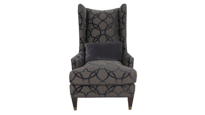 the Sherrill Furniture   1660 living room upholstered chair is available in Edmonton at McElherans Furniture + Design