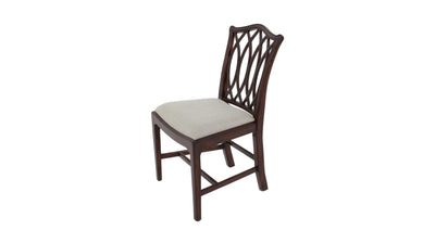 the Theodore Alexander  classic / traditional 4000-566 dining room dining chair is available in Edmonton at McElherans Furniture + Design