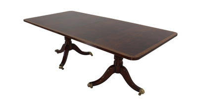 the Theodore Alexander  classic / traditional 5405-274 dining room dining table is available in Edmonton at McElherans Furniture + Design