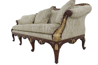 the Theodore Alexander Althorp classic / traditional Spencer House living room upholstered sofa is available in Edmonton at McElherans Furniture + Design