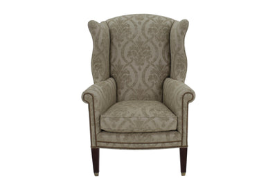 the Theodore Alexander Althorp classic / traditional A216 living room upholstered chair is available in Edmonton at McElherans Furniture + Design