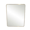 the Basset Mirror  contemporary M4289B wall decor mirror is available in Edmonton at McElherans Furniture + Design