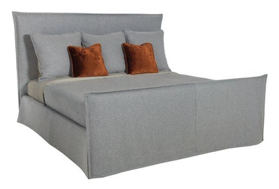 the Bernhardt Interiors transitional 353-H84H bedroom bed is available in Edmonton at McElherans Furniture + Design