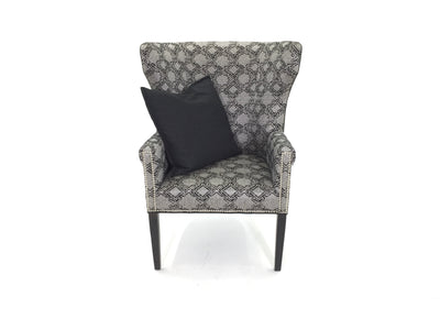 the Sherrill Furniture  transitional 1691 living room upholstered chair is available in Edmonton at McElherans Furniture + Design