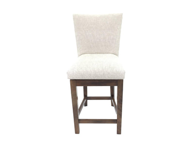 the BDM  transitional BSS-1578U dining room bar stool is available in Edmonton at McElherans Furniture + Design