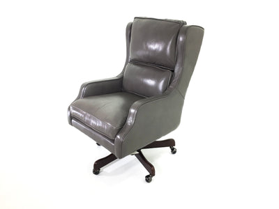 the Hooker Furniture   EC488-092 home office desk chair is available in Edmonton at McElherans Furniture + Design