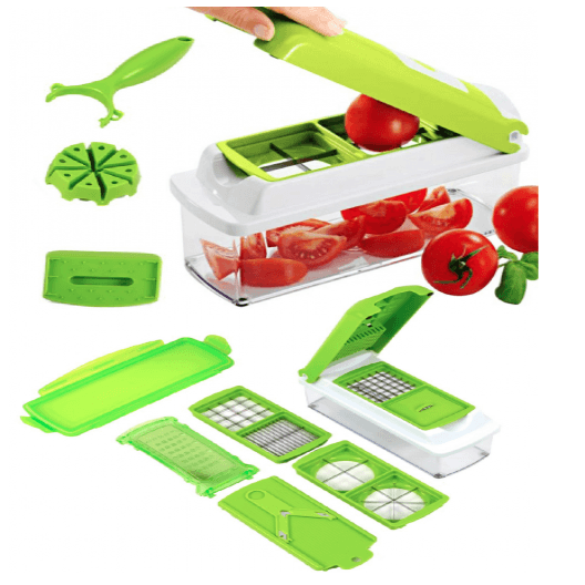 NICER DICER Coupe-légumes multifonctions