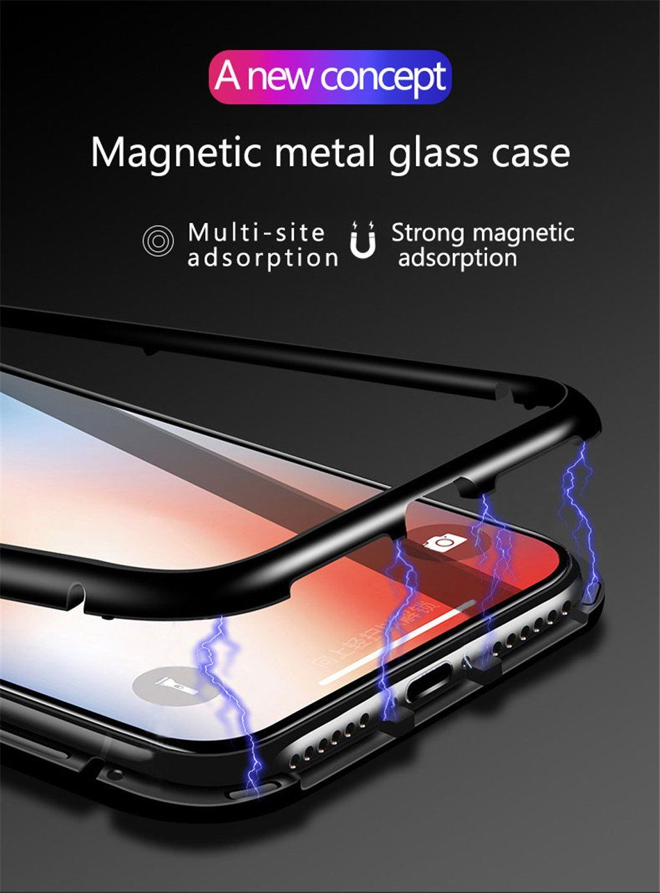 coque 360 aimante iphone xr