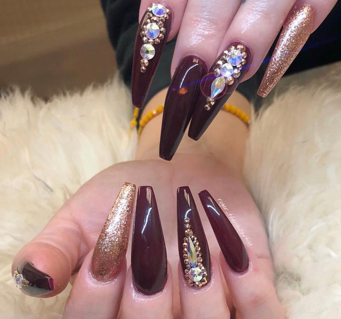 10 Times A Houston Nail Tech Slayed the Game