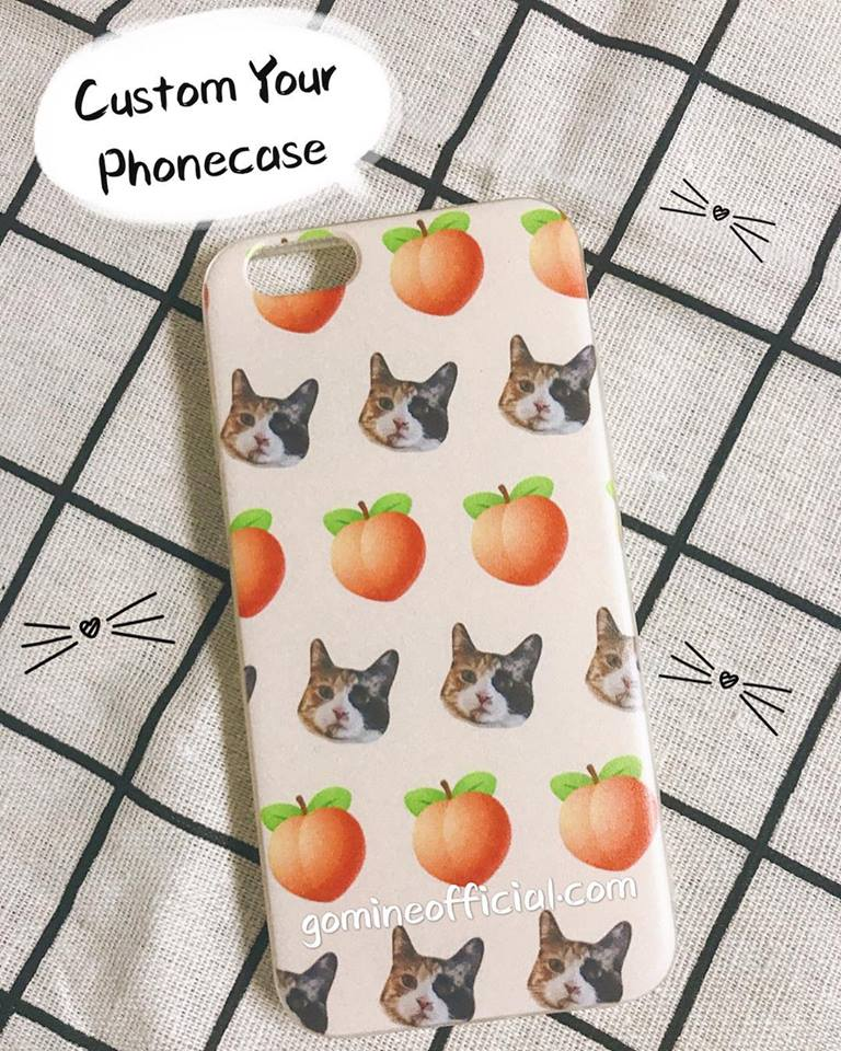 Design unique personalised pet phone cases with GoMine