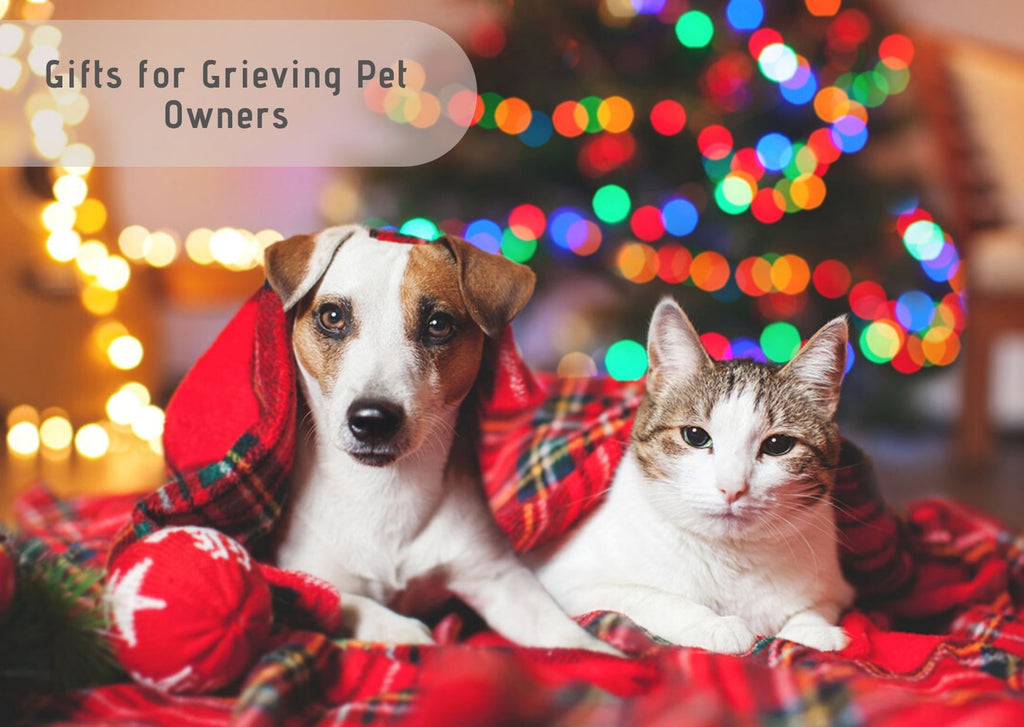 Gifts for Grieving Pet Owners