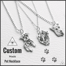 Custom Pet Photo Necklace - GoMine