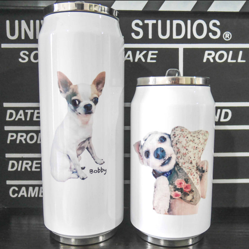 Personalized Pet Water Bottles