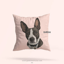 Custom Pet Portrait Pillows - GoMine