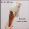 Custom Pet Ice Cream Pillow - GoMine